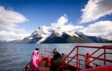 Sailing Glaciers