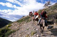 Horseback Riding by the Estancia