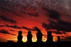 El Ocaso del Moai