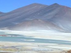 Altiplano Salt Flat