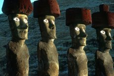 Trekking Ahu Te Peu–Hanga Roa The look of the Moai (Anakena Program)
