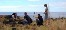 Trekking Hanga O Teo A: Hike along the North Coast (Poike Program)