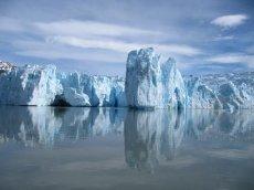 Trekking Grey Glacier