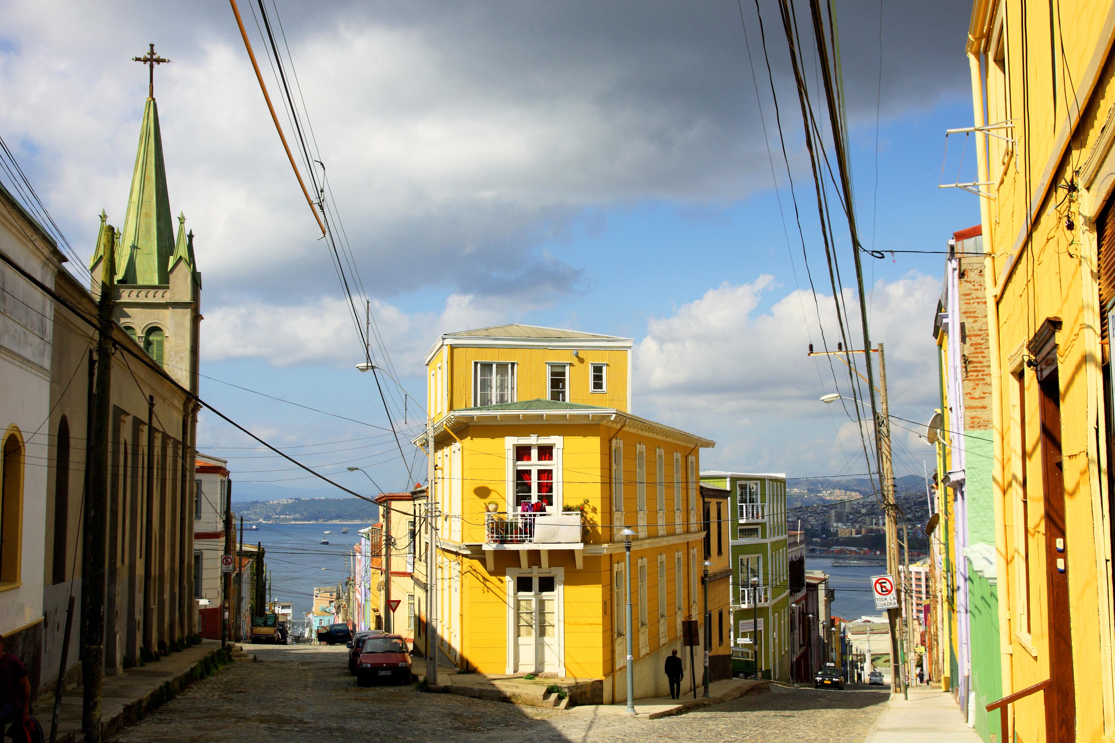 Disfrute Santiago y la Costa Central