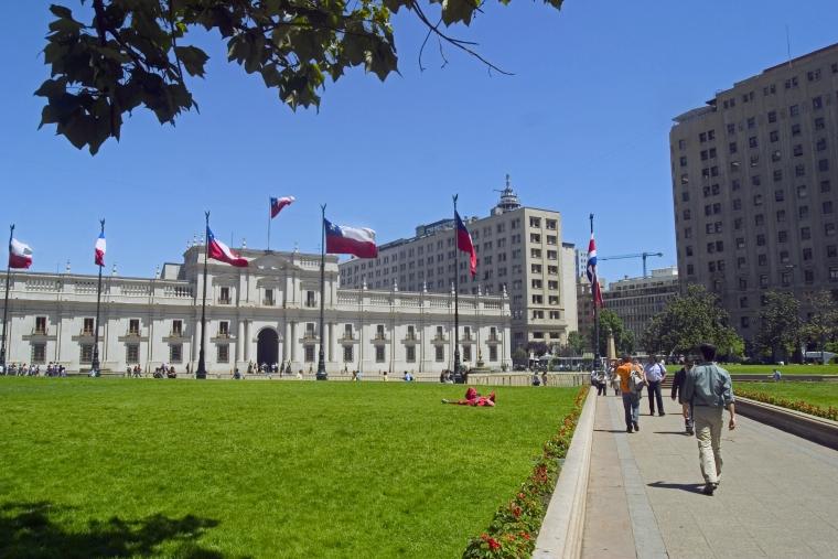 Enjoy Santiago and Valparaíso