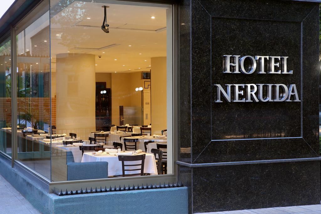 hotel neruda em santiago informa o tarifas e reservas