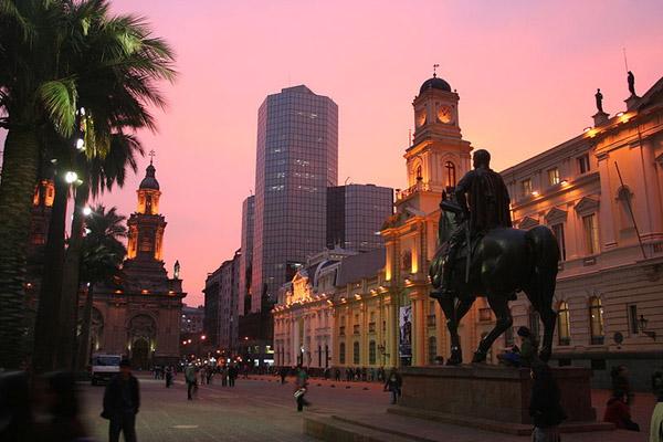 Santiago, Vino, Ski y Valparaíso