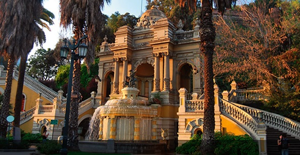 Santiago, Vinho, Esqui e Valparaíso