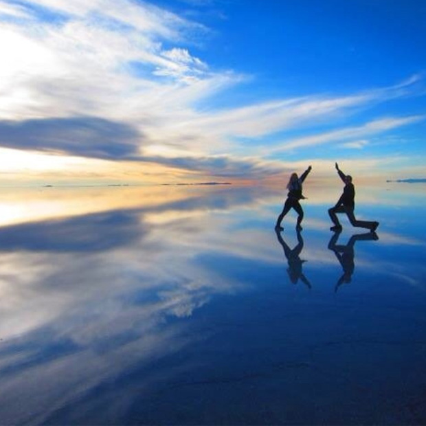 Economic Uyuni Salt Flat