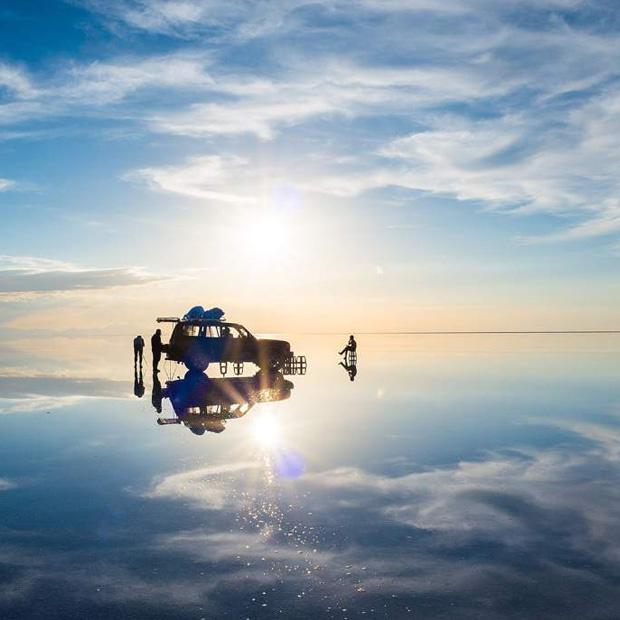 Nature and Archeology in Atacama and the Uyuni Salt Flat