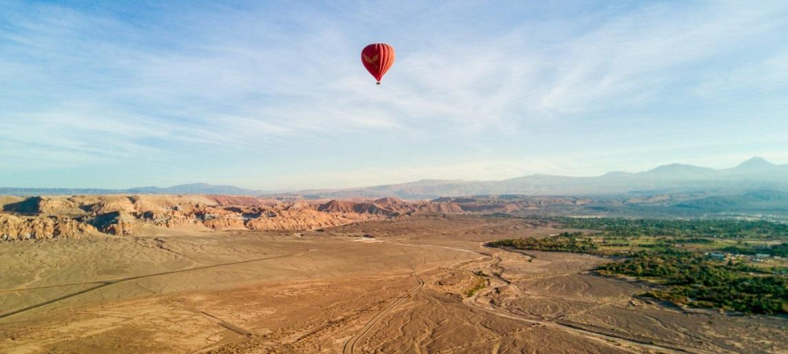 Aventura Suave y Vibrante en Atacama