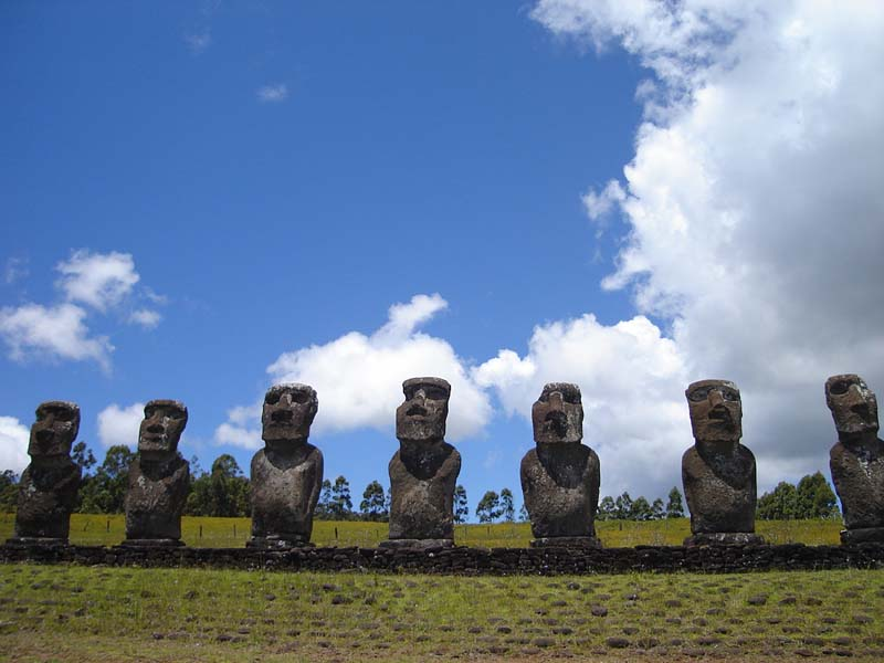 Ilha de Páscoa Ritual e Fantasia