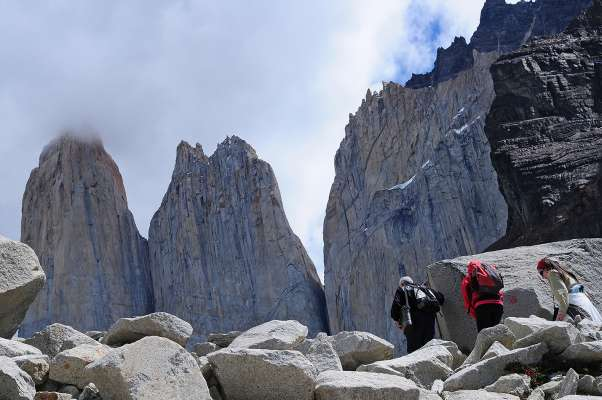 Torres del Paine and Serrano River Adventure