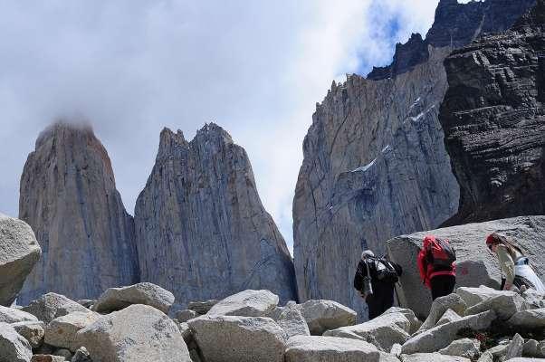 Torres del Paine e Aventura no Rio Serrano