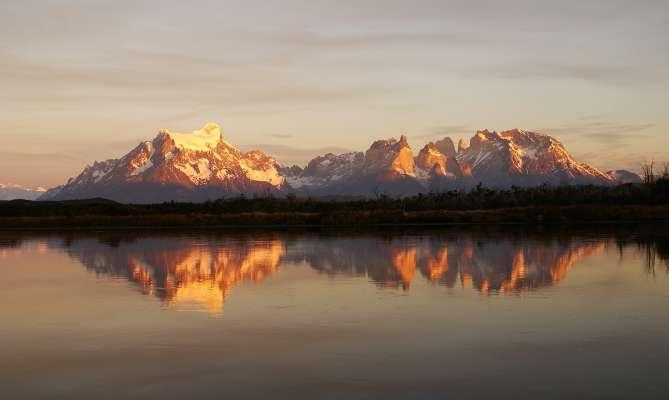 Torres del Paine and Serrano River Adventure