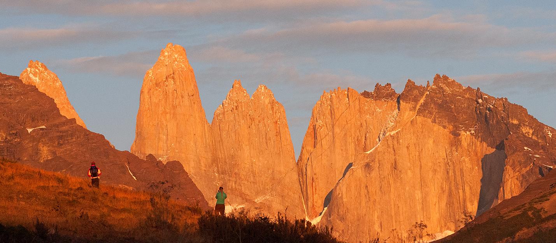 Torres del Paine y Glaciares