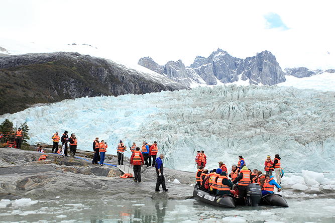 Torres del Paine - Perito Moreno - Glaciares