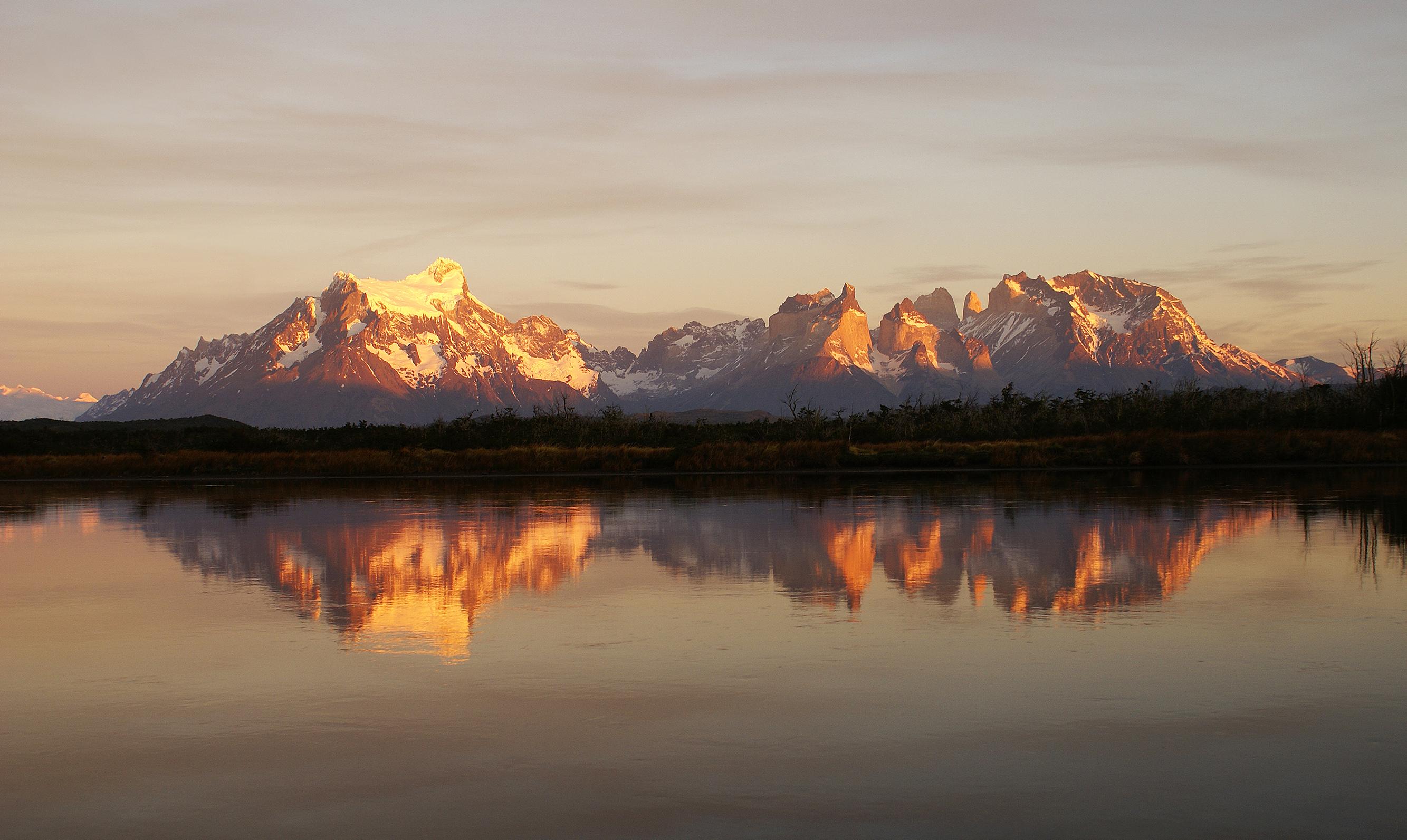Santiago, Laguna San Rafael e Torres del Paine
