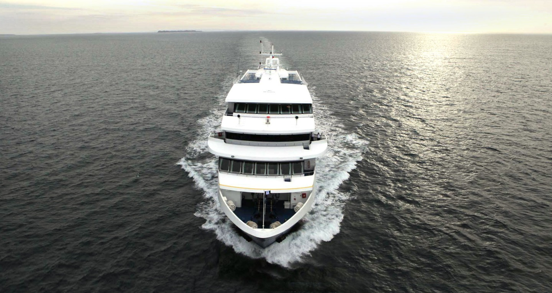 Ventus Australis Cruise / Ushuaia - Punta Arenas