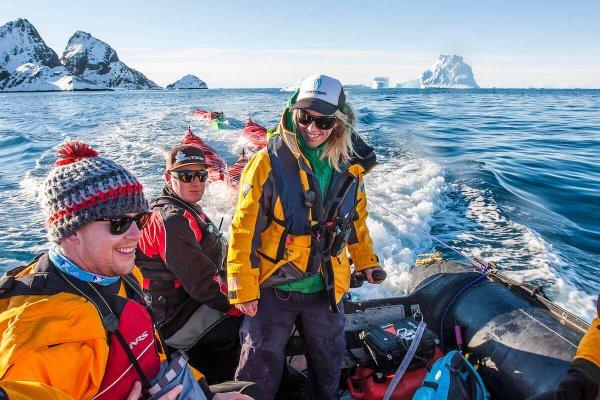 Air Cruise Classic Antarctica