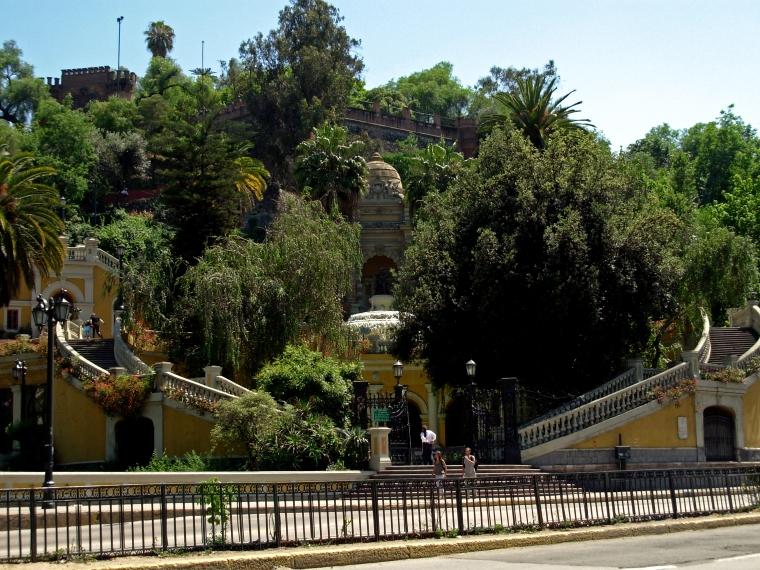 Aventura en Santiago, Isla Negra y Cajón del Maipo