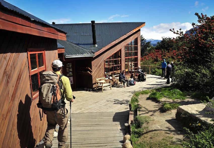Trekking W en Torres del Paine