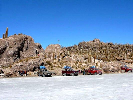 San Pedro de Atacama y Salar de Uyuni