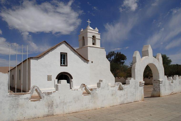 San Pedro de Atacama - Salar y Flamencos