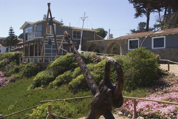 Santiago - Isla Negra - House of Pablo Neruda