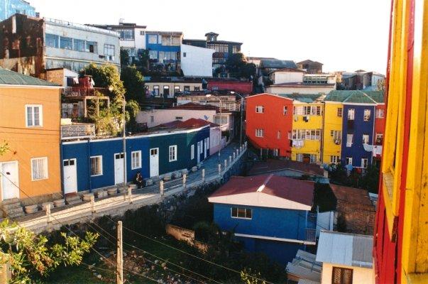 Desfruta do Puerto de Valparaíso e Viña del Mar