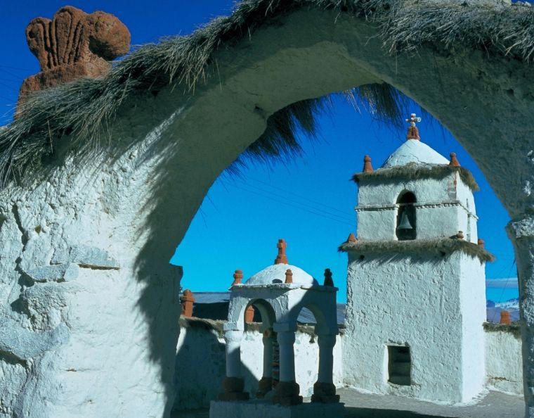 San Pedro de Atacama + Air Ticket
