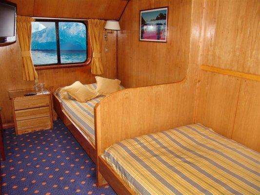 Crucero a Laguna San Rafael Ruta Chonos: Skorpios II