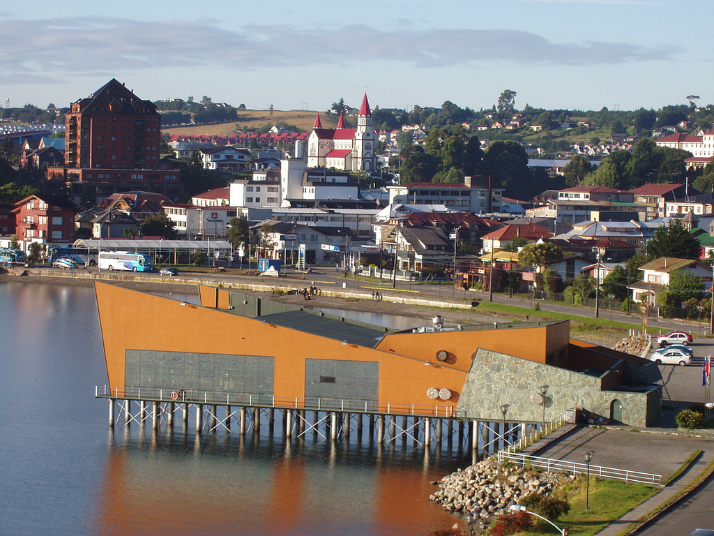 Puerto Montt - Puerto Varas - Chiloé - Petrohué