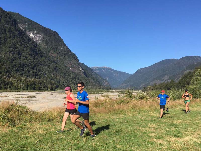 Trail Villa Peulla