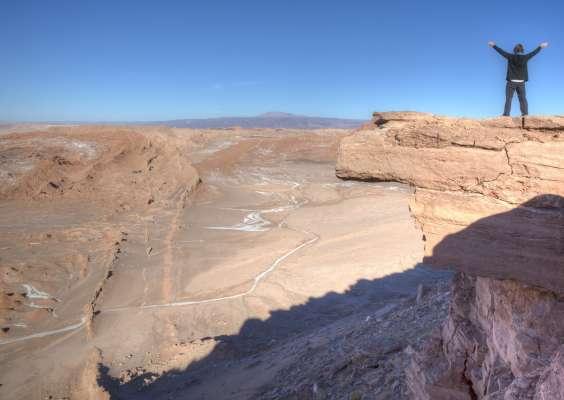 Trekking Quebrada de Kari