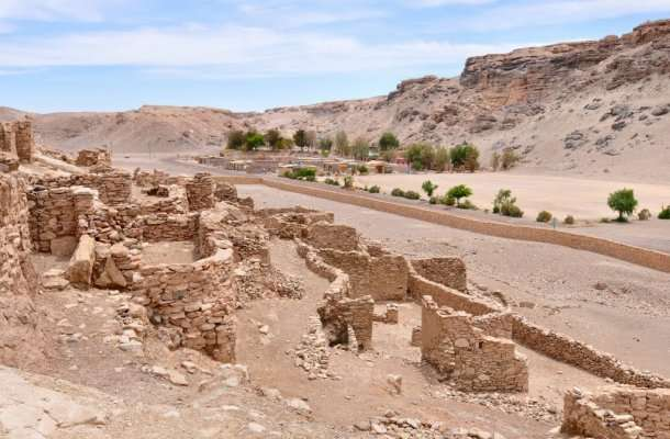 Pueblos Atacameños: Chiu Chiu y Lasana