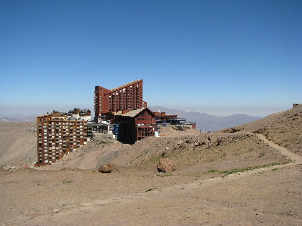 Valle Nevado and Farellones Panoramic Tour