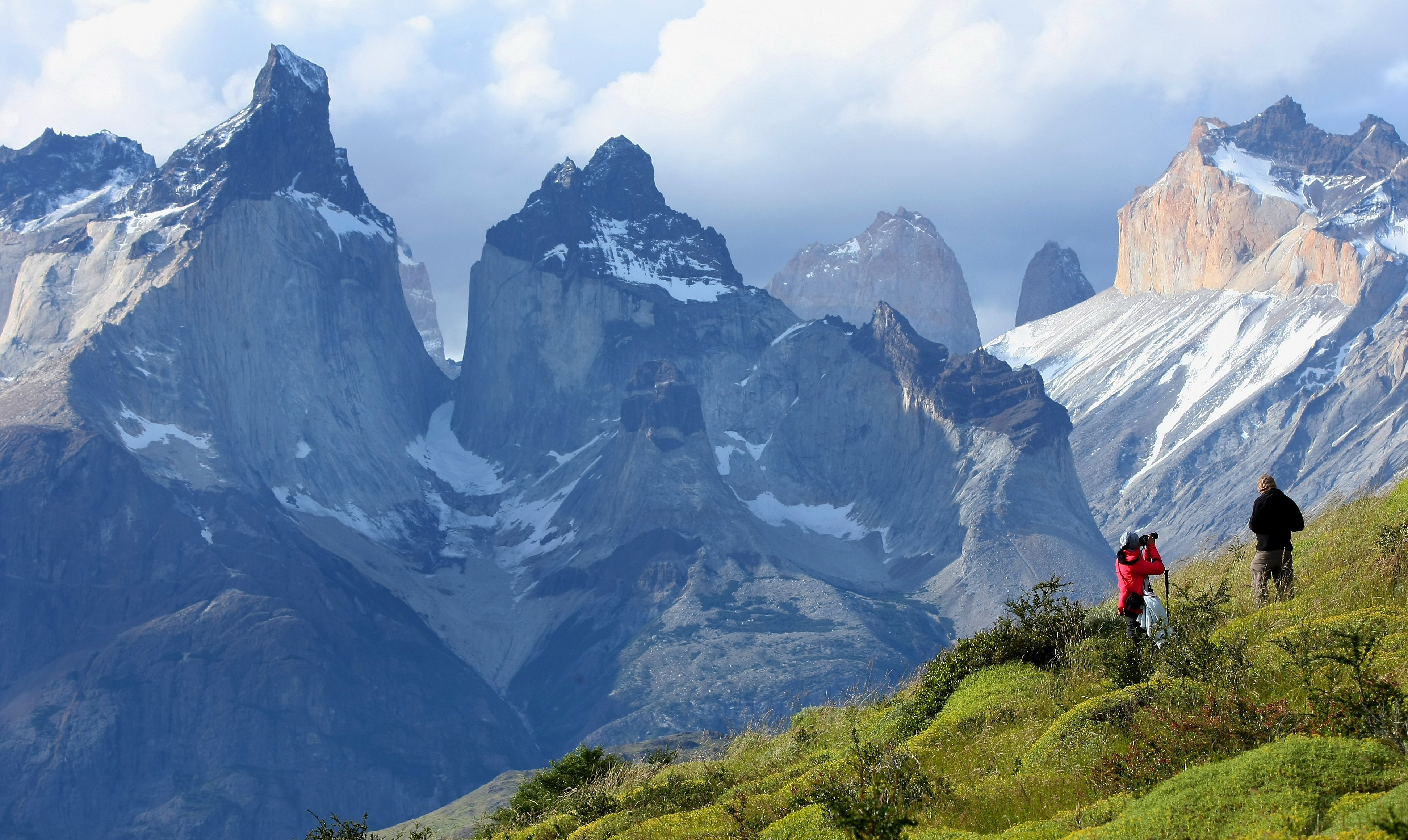 Torres del Paine and Glaciers