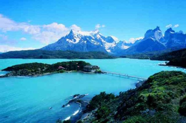 Torres del Paine + Air Ticket