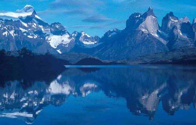 Torres del Paine + Air Ticket