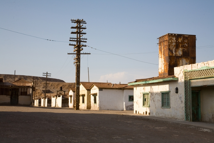 Humberstone and Saint Laura Saltpeter