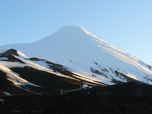 Excursión al Volcán Osorno