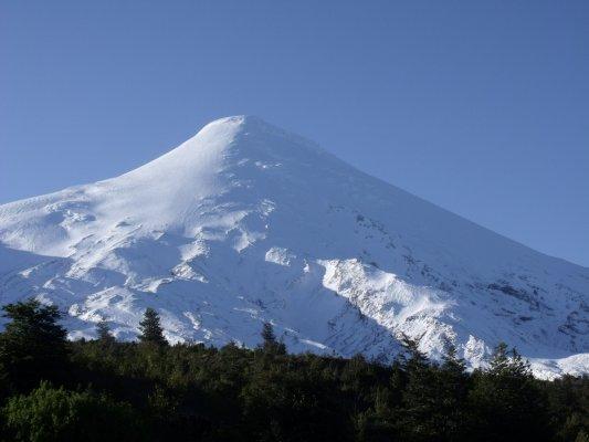 Excursion Petrohué River Falls and Osorno Volcano