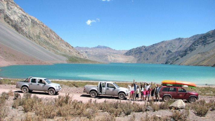 Andes wild Tour: Expedición 4x4