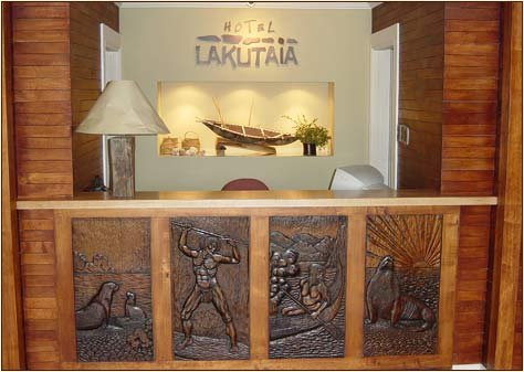 Get to known Cape Horn at Lakutaia Lodge
