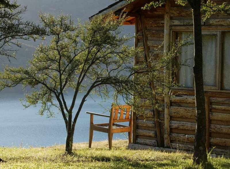 Mallin Colorado Eco Lodge