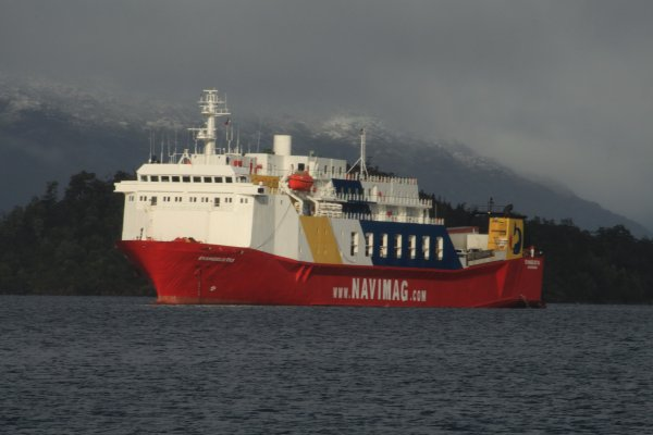 Navimag Ferry / Puerto Montt - Puerto Natales