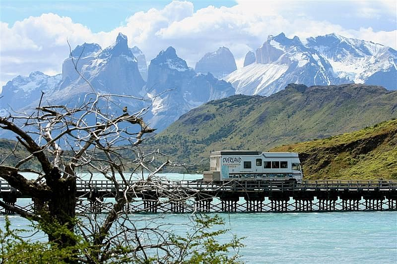 Torres Del Paine and Puerto Natales