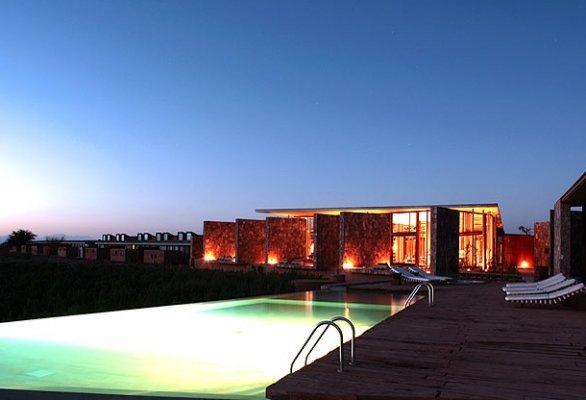 Um Oasis depois da Aventura: Hotel Tierra Atacama
