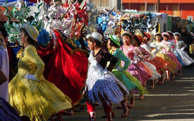 Fiesta Religiosa La Tirana
